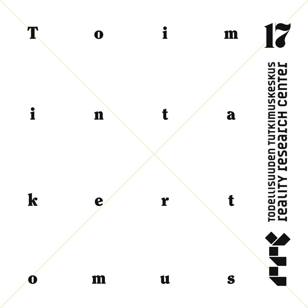 TTK:n toimintakertomus 2017