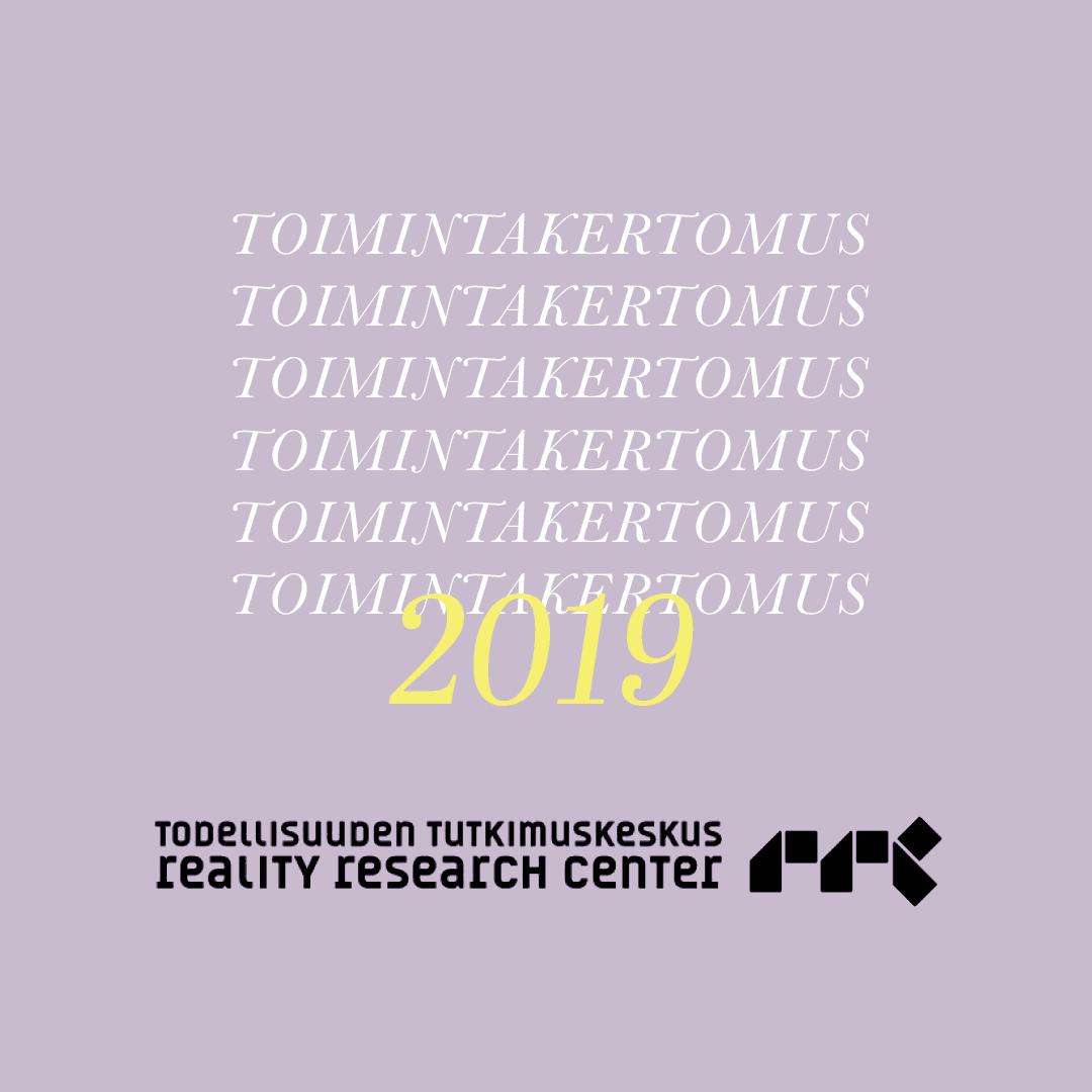 TTK:n toimintakertomus 2019